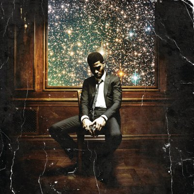 Kid Cudi - Man on the Moon II: The Legend of Mr. Rager