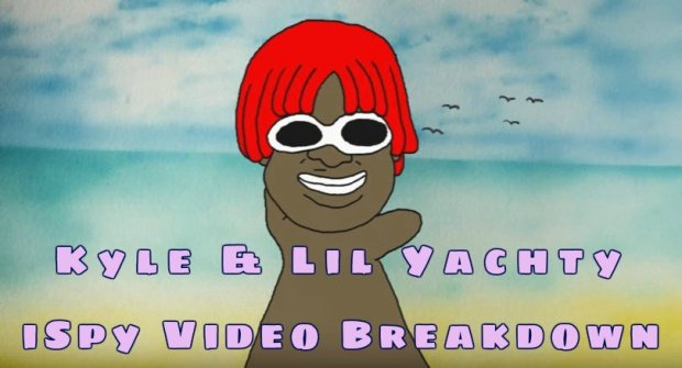Kyle, Lil Yachty - iSpy video breakdown