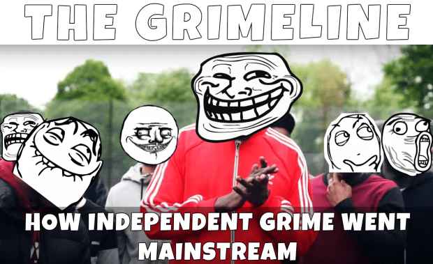 The Grimeline