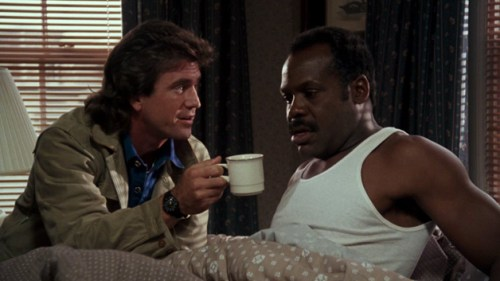 martin riggs roger murtaugh - lethal weapon