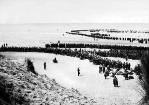 dunkirk world war 2 beaches