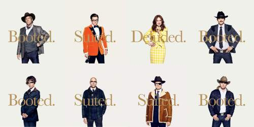 Kingsman Golden Circle characters