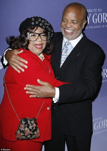 Anna and Berry Gordy