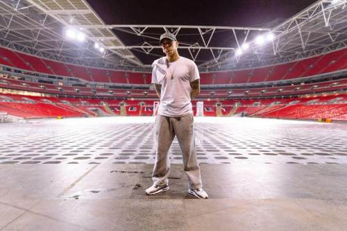 Eminem Wembley Stadium