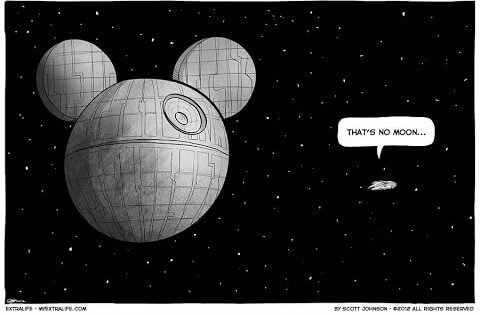 Disney Death Star