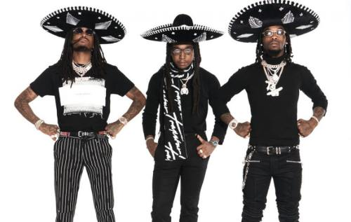 Migos - Three Amigos