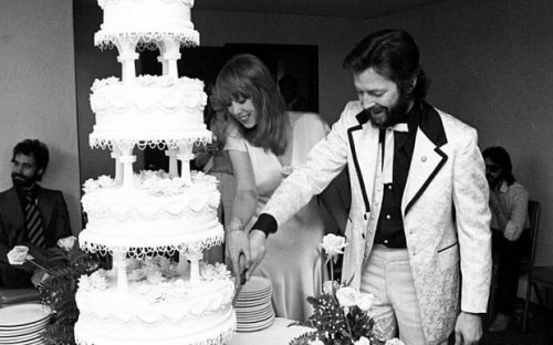 pattie boyd and eric clapton
