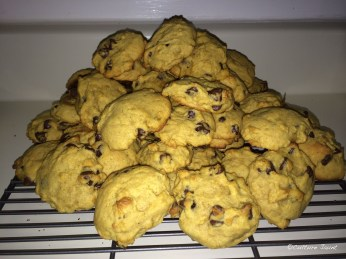 Cookie mountain!