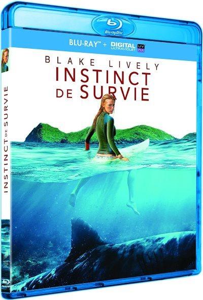 Instinct De Survie Histoire Vraie : instinct, survie, histoire, vraie, Blu-Ray], Instinct, Survie, Shallows), Jaume, Collet-Serra, Culturellement, Vôtre