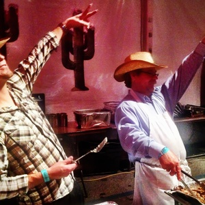 World Championship Barbecue Takes Over The Rodeo Inside