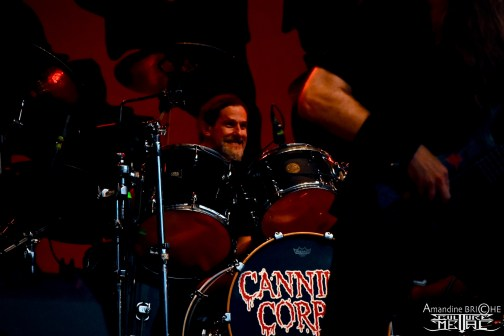 Cannibal Corpse @ Metal Days31