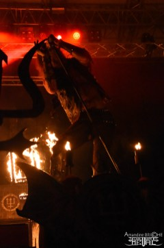 Watain @ Metal Days16