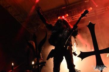 Watain @ Metal Days38