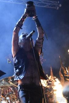 Watain @ Metal Days54