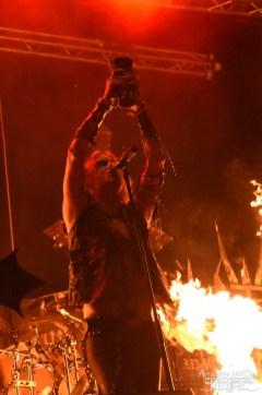 Watain @ Metal Days56