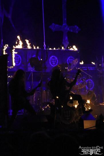 Watain @ Metal Days64