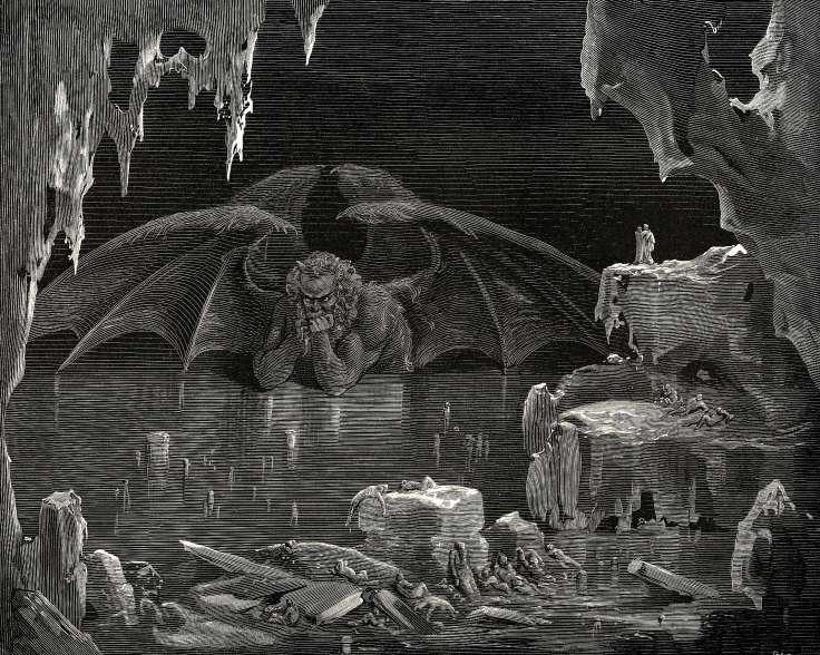 Enfer Doré chant 34