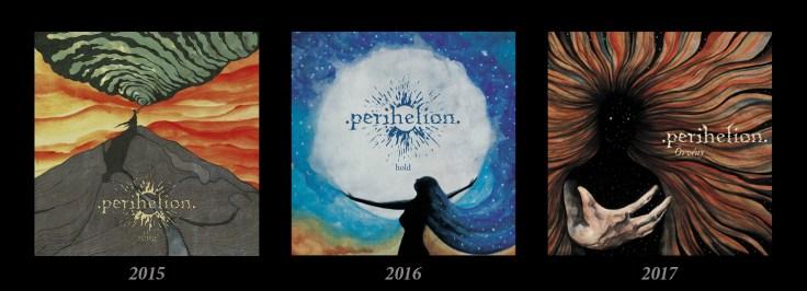 albums périhelion