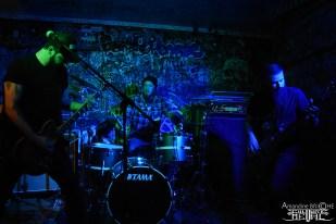 Black Horns @ Bar'hic54
