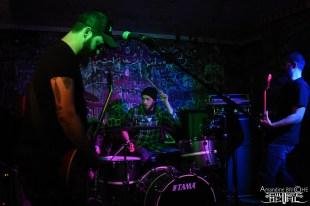 Black Horns @ Bar'hic70