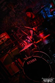 Black Horns @ Bar'hic84