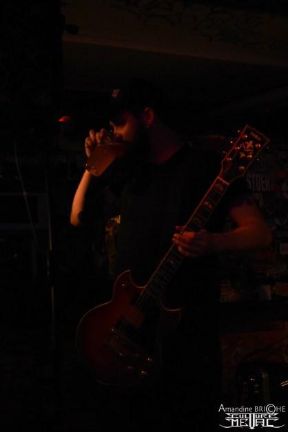 Black Horns @ Bar'hic89