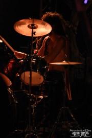 blackwyvern - horns up @scène michelet102