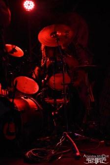 blackwyvern - horns up @scène michelet28