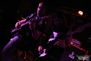 blackwyvern - horns up @scène michelet42