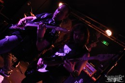 blackwyvern - horns up @scène michelet50