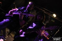 blackwyvern - horns up @scène michelet53