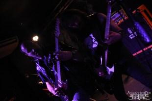 blackwyvern - horns up @scène michelet54