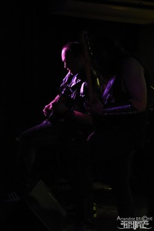 blackwyvern - horns up @scène michelet83