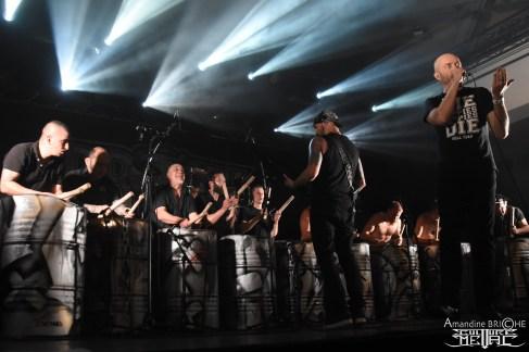 Les Tambours du Bronx @ l'Etage126