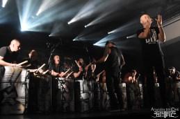 Les Tambours du Bronx @ l'Etage128