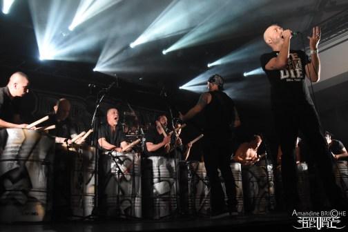 Les Tambours du Bronx @ l'Etage130