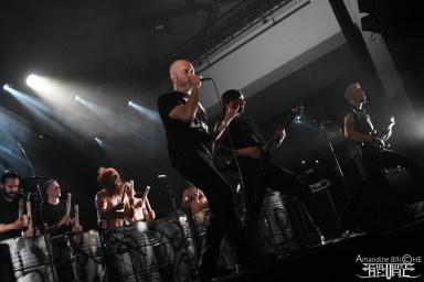 Les Tambours du Bronx @ l'Etage138