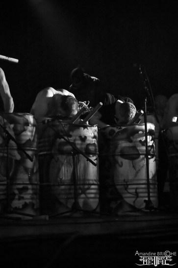 Les Tambours du Bronx @ l'Etage168