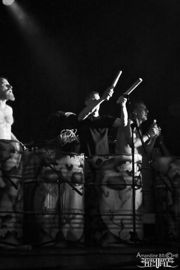 Les Tambours du Bronx @ l'Etage169