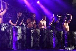 Les Tambours du Bronx @ l'Etage174