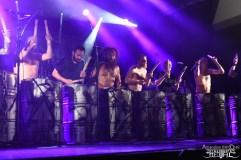 Les Tambours du Bronx @ l'Etage176