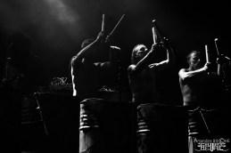 Les Tambours du Bronx @ l'Etage191