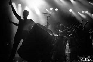 Les Tambours du Bronx @ l'Etage197