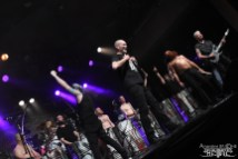 Les Tambours du Bronx @ l'Etage207