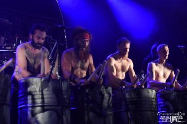 Les Tambours du Bronx @ l'Etage223