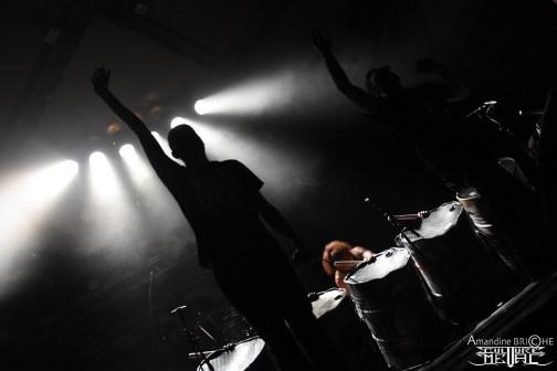 Les Tambours du Bronx @ l'Etage261