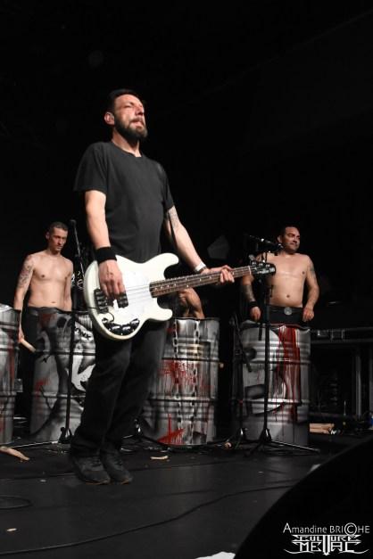 Les Tambours du Bronx @ l'Etage32