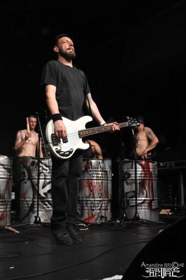 Les Tambours du Bronx @ l'Etage33