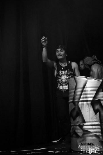 Les Tambours du Bronx @ l'Etage4