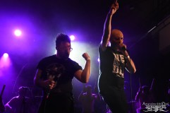 Les Tambours du Bronx @ l'Etage41